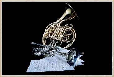 金管楽器などのお手入れに